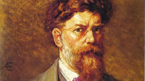 George Russell (AE) and Easter Rising: a pacifist poet's view of poets' revolution | The Irish Literary Times | Scoop.it