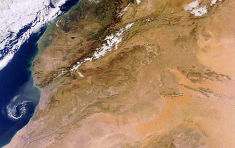 Voilà 4.900 ans, le Sahara est abruptement passé du vert au jaune | Le Sahara | Scoop.it