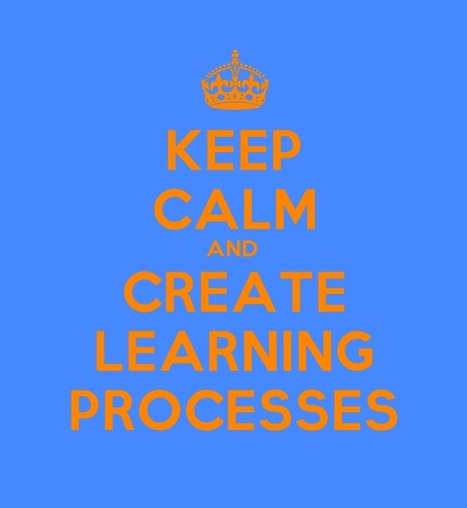 Keep Calm - Knowledge Management Series:  Create Learning Processes   KM   Scoop.it
