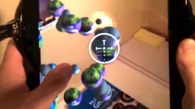 "NASA tech lifts augmented-reality shooter | La ""Réalité Augmentée"" (Augmented Reality [AR]) 