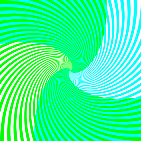 Visual illusions and mathematics | The brain and illusions | Scoop.it