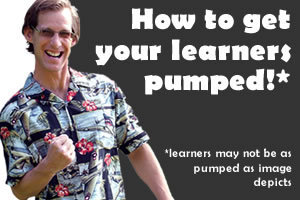 How to get your learners pumped: 30 ways to motivate adult learners     EFL and Adult Learners   Scoop.it
