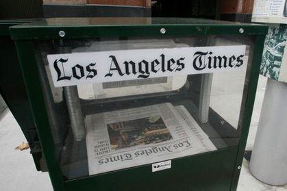 Sept grands quotidiens américains à vendre | DocPresseESJ | Scoop.it