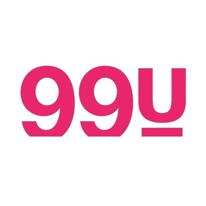 99U - Insights on making ideas happen | Social Media | Scoop.it