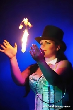 Australia's most unique Female magician | Sydney Magician for hire | Entertainment in Sydney | Sydney Magic Duo | Scoop.it