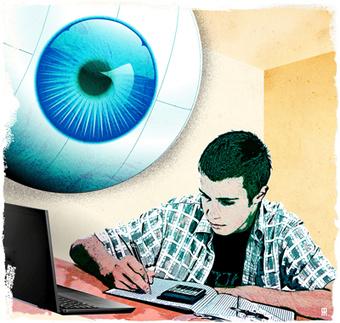 Keeping an Eye on Cheaters | Online Education | Scoop.it