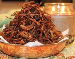 People Prefer Homemade Style Crispy Fried Onions In India | uday aegis | Scoop.it