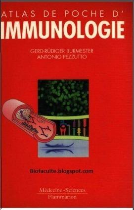 Le meilleur livre d'immunologie PDF [Gratuit] | Bio faculté : Cours, Livres, Exercices | ImmunoUPS | Scoop.it