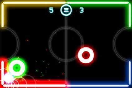 Download Glow Hockey for PC or Computer | Technology benefits Life | Scoop.it