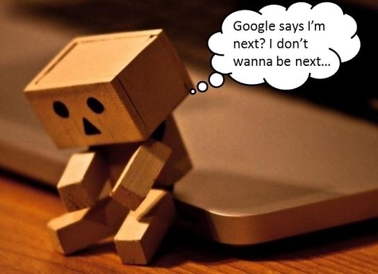 Guest Blogging: Google's Next Target?