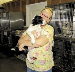 Shelter to start 'puppy fostering' program - Atmore Advance | Bloggers Unite Against Cruelty of Dogs | Scoop.it