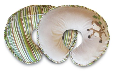 Boppy Pillow with Luxe Slipcover Review - Best Pregnancy Pillow | How to Choose the Best Pregnancy Pillow | Scoop.it
