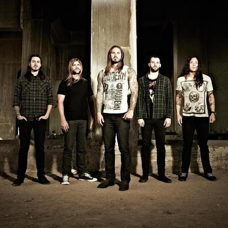 As I Lay Dying Issue Statement Addressing Tim Lambesis, Future Of Band - Under the Gun Review | As I Lay Dying vocalist Tim Lambesis pleas guilty to murder-for-hire charges | Scoop.it
