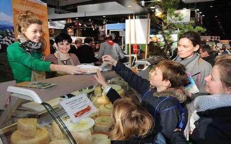Les fromages Ossau-Iraty seront au salon de l'agriculture de Paris | thevoiceofcheese | Scoop.it