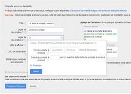 Compte à rebours Adwords [Nouveauté liens sponsorisés] | Webmarketing | Scoop.it