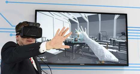 L'industrie mondiale met le cap sur le digital - Industrie - Services   Hopital 2.0   Scoop.it