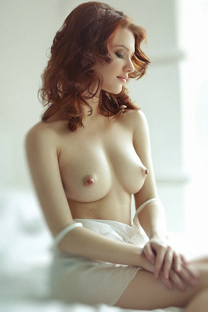 Perky redhead. | Busty Boobs Babes | Scoop.it