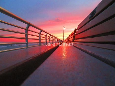 Summer Sunset by KarenDinan | Photography | Scoop.it