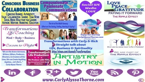 Carly Alyssa Thorne - Google+ | Social Media | Scoop.it
