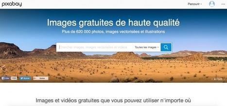 Outils - Banques d'images gratuites et libres de droits | Le libre en éducation | Scoop.it