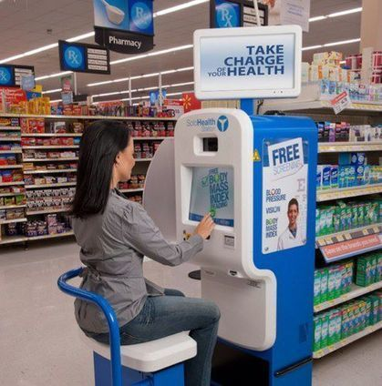 Projects: SoloHeath Wellness Stations Now In 3,000 US Retailers | The Meeddya Group | Scoop.it