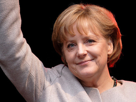 Angela Merkel, German chancellor, is Time 'Person of the Year 2015' | World News | Scoop.it