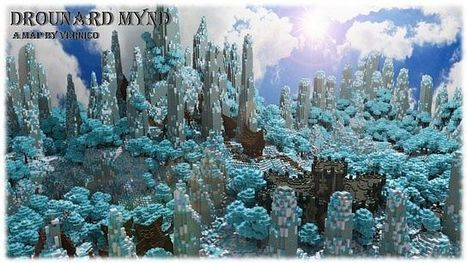 Drounard Mynd Map 1.6.2 | Minecraft 1.6.2 Maps | Scoop.it