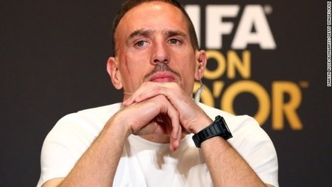 World Cup: Franck Ribery ruled out in double blow for France - CNN | FIFA world cup 2014 | Scoop.it
