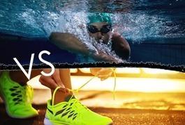 Natation vs running : quel sport choisir? | Healthexpress | E-santé et médicaments en ligne | Scoop.it
