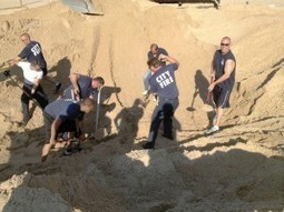 Boy's survival from sand dune celebrated in 2013 - nwitimes.com | Knives, Survival, Bushcraft, and Hunting | Scoop.it