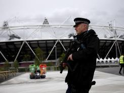 London Olympics, where security isn't a game | Sports Facility Management: Jones, J. | Scoop.it