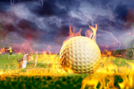 America's Golf Courses Are Burning | Suburban Land Trusts | Scoop.it