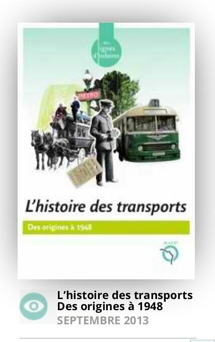 ratp.fr - Lignes d'histoires | Nos Racines | Scoop.it