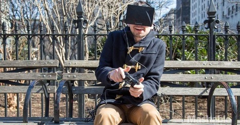 5 More Tech Companies Ready to Supercharge Your Virtual Reality | augmented reality | Scoop.it