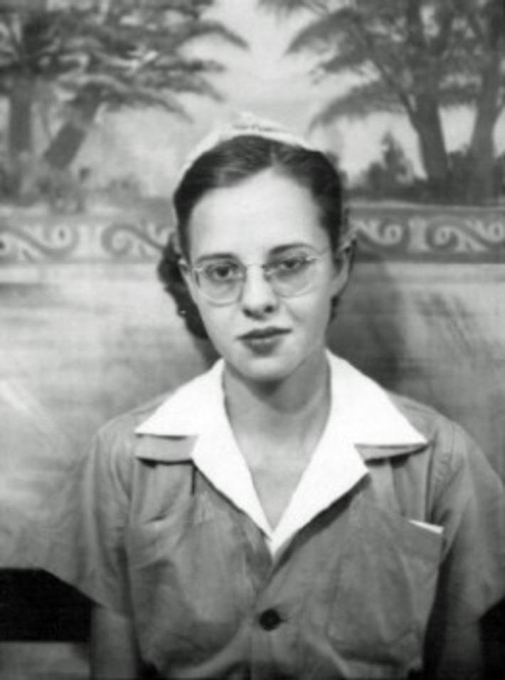 Women On The Homefront: Gail Lee Martin in World War II | Herstory | Scoop.it