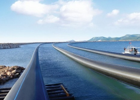 World's longest undersea water pipeline uniting Turkey to Cyprus ... | Renewable Energy Cyprus | Scoop.it