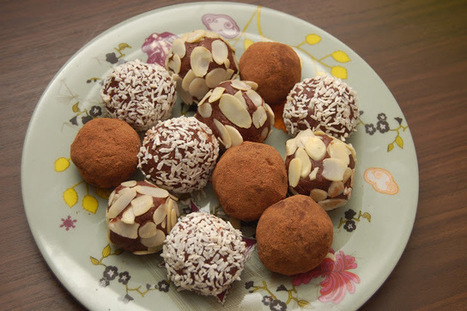 how to eat properly: rum balls / romkugler / rum truffles   Just Chocolate!!!   Scoop.it