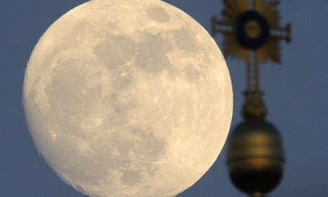 Struggling to sleep? Blame it on the moon | Kevin and Taylor Potential News Stories | Scoop.it