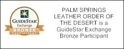 Palm Springs 2015 Leather Pride Event Schedule | Gay Palm Springs | Scoop.it