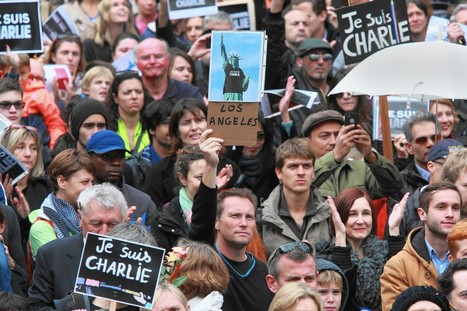 Hundreds in L.A. hold rally for victims of terror attacks in France | Press Review | Scoop.it