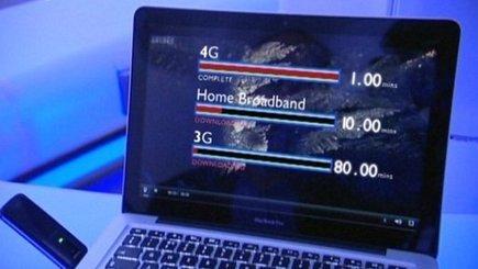 BBC News - Will 4G be faster than home broadband? | Funteresting Stuff | Scoop.it