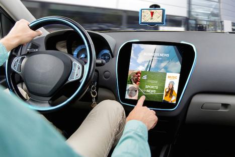 L'intelligence artificielle, indispensable à l'automobile du futur #driverlesscar | Connected Car | Scoop.it