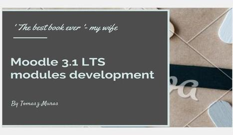 Get This Moodle 3.1 Long-Term Support Development Ebook And Get Ongoing Improvements | Moodle News | Scoop.it