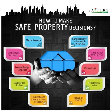 How to Make Safe Property Investment Decisions? | Real Estate Updates | Scoop.it