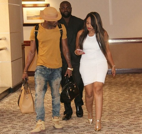 Diamond Platnumz Opens Up On Why He Carried Zari's Handbag | The Ivestigator News | Scoop.it