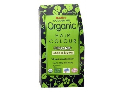Buy Organic Copper Brown Hair Color Products Online | Herbal and Natural Hair Color | Scoop.it