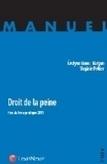 Droit de la peine, E. Bonis-Garçon & V. Peltier, 2015 | Ouvrages droit & science politique | Scoop.it