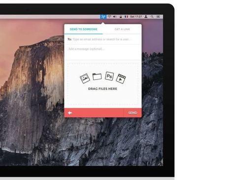 Infinit. Le meilleur moyen d'envoyer des fichiers de toute taille - Allweb2 - Les Outils du Web | Numérique intelligent | Scoop.it
