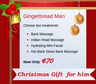 Unique Christmas Spa Gift for Men at LaNu Medi Spa Drogheda | Luxury Spa, Wellness and Beauty Experience | Scoop.it