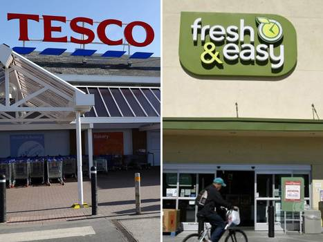 Why does Tesco work in the UK but not in the United States? | A2 Business Studies #buss3 | Scoop.it